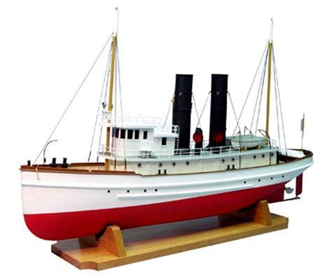 tug boat kit model boat kit lackawanna tugboat by dumas model boat