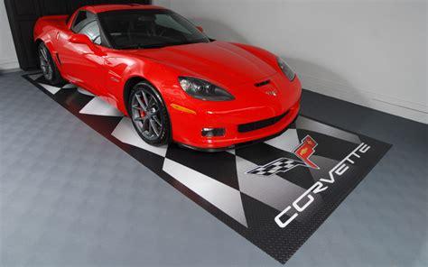 Tiling A Floor Where To Start how to tuesday the ultimate corvette garage corvetteforum