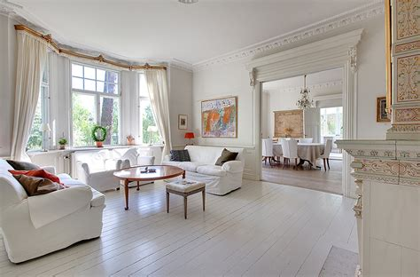home interior decorating photos white villa in sweden 171 interior design files