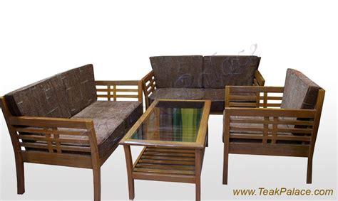 Sofa Jati sofa minimalis jati model slat murah jepara harga murah