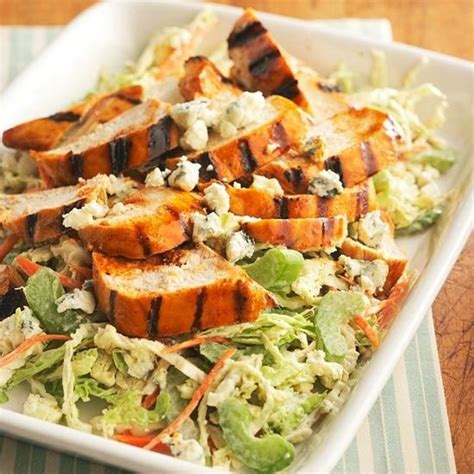 healthy dinner recipes healthy dinner recipes spicy buffalo chicken salad yum recipe www