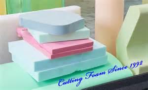 Memory Foam Cushions Cut To Size Foam Price Calculator 24 Different Grades Of Foam