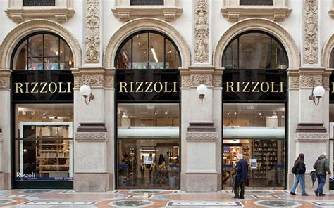 libreria rizzoli where to find international bookshops in milan where milan