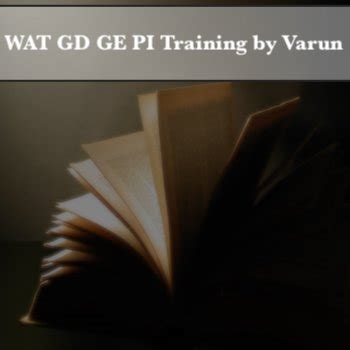 Gd Pi For Mba by Wat Gd Pi Preparation Mba