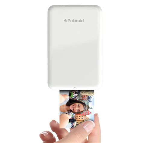 mobile polaroid printer polaroid zip mobile printer zink zero ink printing