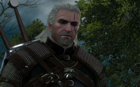 Witcher 2 Hairstyles by Witcher 3 Geralt Hairstyles The Witcher 3 Hair Styles