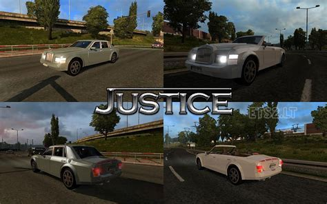 Saints Row 3 Auto Tuning by Auto Justice In Traffic Ets 2 Mods