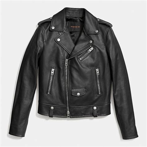 the moto jacket leather jackets for fall at all prices glamour
