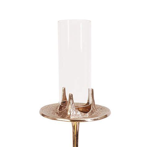 Floor Lantern Stand Harjes Metallkunst Candlesticks Candle Holder Bronze