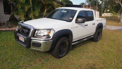 2007 mazda bt50 b3000 dx 4x4 for sale or qld