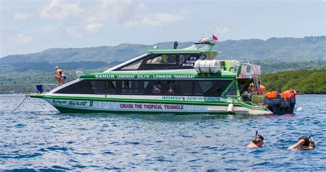 fast boat is scoot fast cruise bali cruise murah