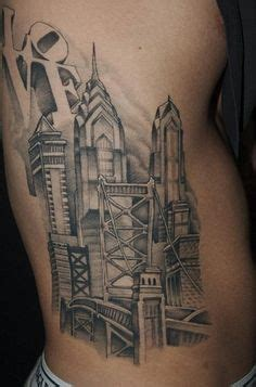philly skyline tattoo 1000 images about ideas on houston skyline