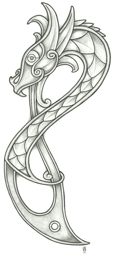 Arm Vorlagen 5240 by Die Besten 25 Keltischer Wolf Ideen Auf