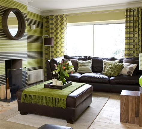 decor paint colors for home interiors home decor family room brown and green trendy paint