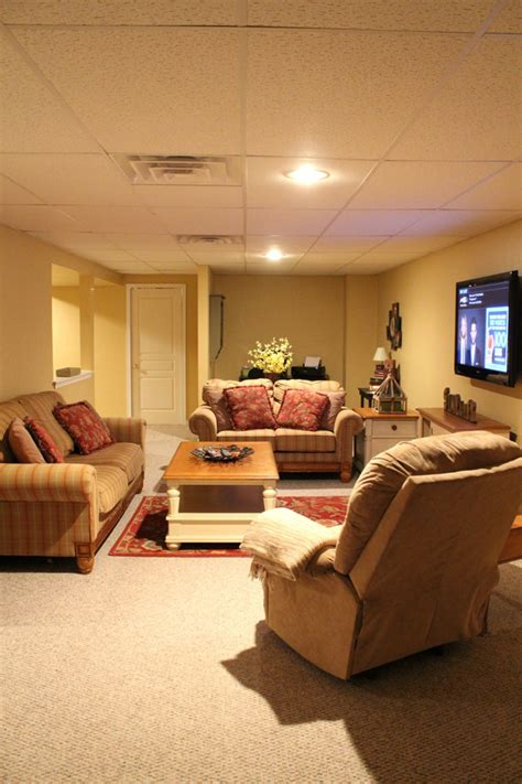 Basement Family Room Ideas Basement Family Room Crowdbuild For