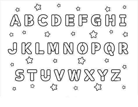 imagenes para pintar musica dibujos para colorear con letras del abecedario abc