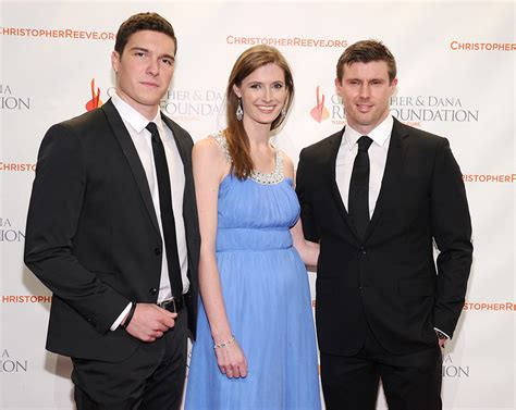 christopher reeve foundation gala christopher reeve s children host foundation gala photo 3