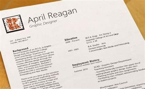 resume qr code ideas