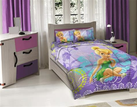 tinkerbell bedding cute disney comforters and bedding sets for boys and girls