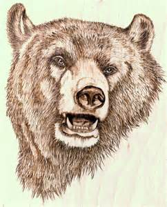 wildlife danette smiths pyrography and easels