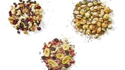 Granola Cashew Caffeine By Cleaneats 3 of the best energy boosting snacks coach