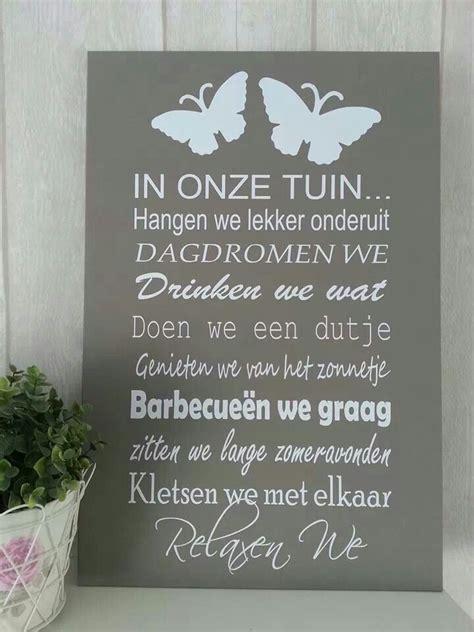 houten bord met tekst tuin 25 beste idee 235 n over buiten borden op pinterest welkom