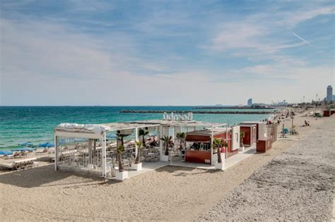 top beach bars the best beach bars in barcelona rent top apartments
