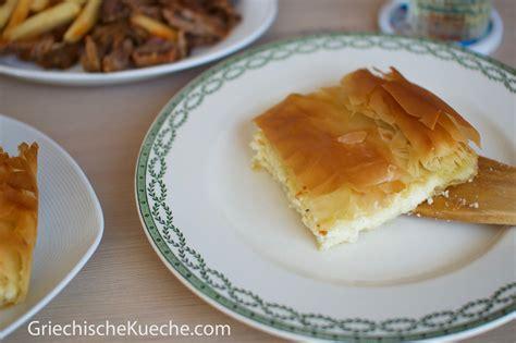 griechische kuchen tyropita der bekannteste k 228 se snack griechenlands
