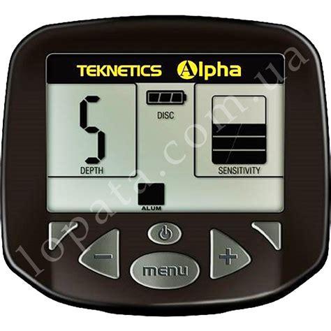 teknetics alpha teknetics alpha 2000 купить металлоискатель в киеве
