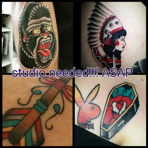 asap tattoo tattooist needs a home asap big planet community