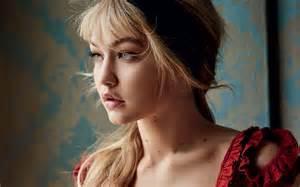 Vanity Fair Shoot Wallpaper Gigi Hadid Vogue Us Photoshoot 2016 Hd