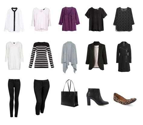 Fall Winter Capsule Wardrobe by Fall Winter Capsule Wardrobe Office Edition The