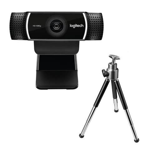 New Logitech C922 Pro Hd 1080p Includ Tripod Logitech C922 Pro Hd With Mic And