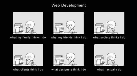 Web Memes - my response to quot what my friends think i do quot facebook