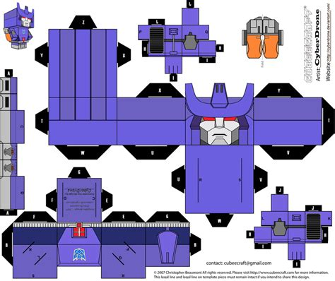 cubee galvatron g1 by cyberdrone on deviantart