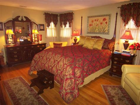 red and gold bedroom information about rate my space hgtv