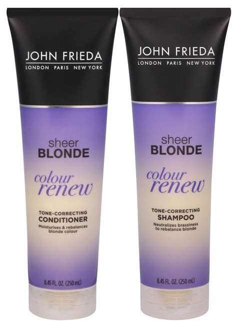 frieda sheer color renew frieda sheer color renew tone