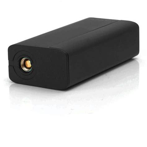 Authentic Joyetech Evic Vtwo Mini Black Vape Vaping Vapor authentic joyetech evic vtwo mini 75w vt vw 18650 black box mod