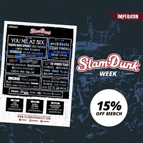 trash boat merch uk stage times for this year s slam dunk impericon magazine