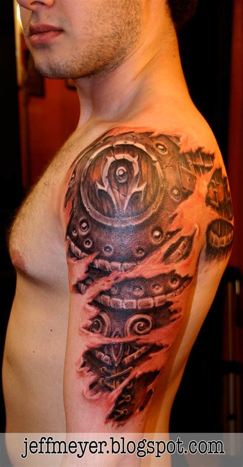 wow tattoo 17 best images about world of warcraft on