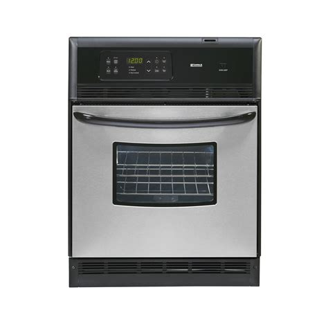 When Self Cleaning Oven Remove Racks by Kenmore 40453 24 Quot Self Cleaning Wall Oven