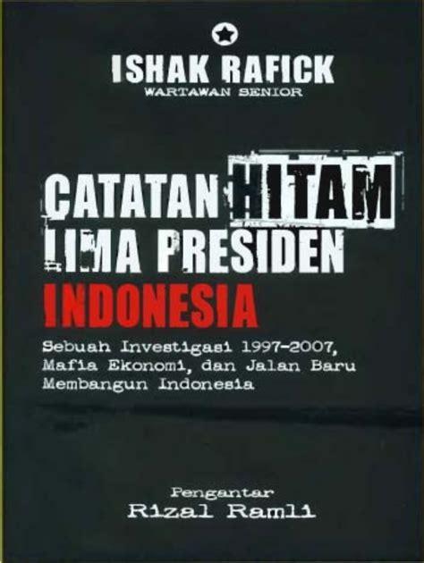 Bunga Jalar Hitam 02 catatan hitam lima presiden indonesia