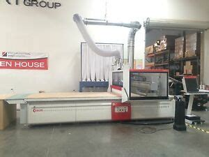 scm pratix sbr cnc router  woodworking machinery ebay