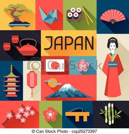 themes line japan eps vectors of japan background design illustration on
