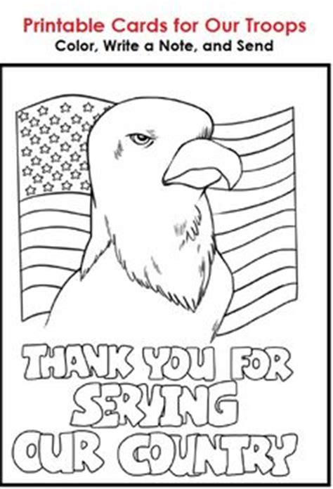 Cards For Soldiers Template by Thank You For Your Service Soldiers Coloring Pages