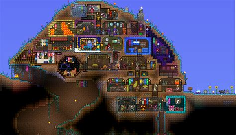 Cool Houses Com what is your building style terraria community forums