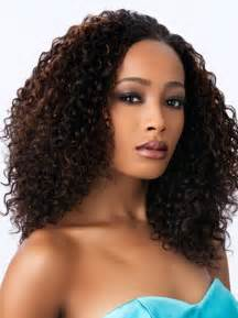 american n wavy hairstyles natural curly hairstyles for black women