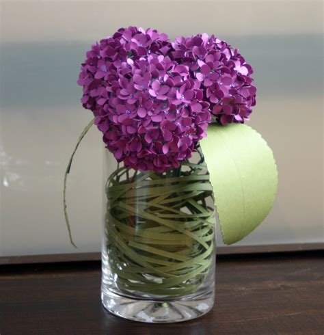 free shipping hydrangea flowers in a vase on storenvy