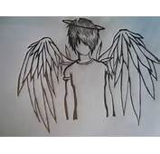 Emo Angel Pic Drawing  Images