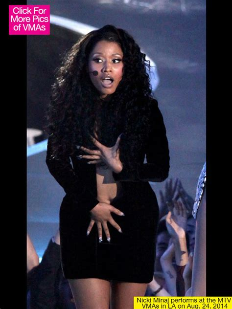 Minaj Wardrobe by Nicki Minaj S Wardrobe Staged At Vmas